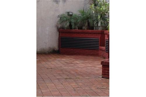monoambiente en belgrano c/patio apto profesional