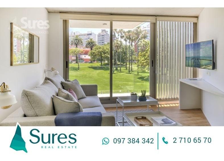 monoambiente en venta con renta frente al parque villa biarriz