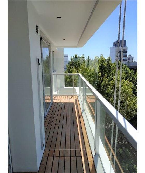 monoambiente en venta la plata. balcon+a estrenar