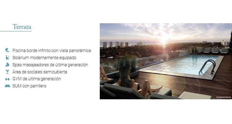 monoambiente en venta uruguay, view punta del este