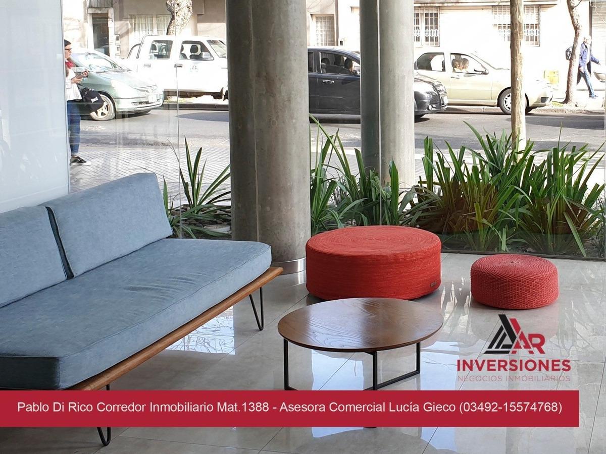 monoambiente en venta!!! zona terminal de onmibus y terminal - detalles constructivos - rosario