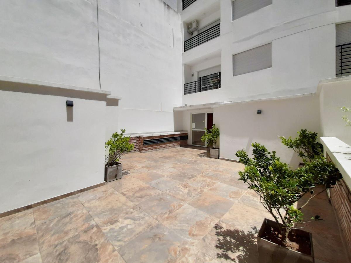 monoambiente | frente | balcón