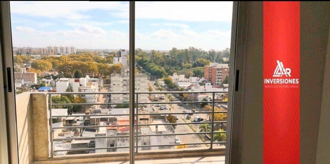 monoambiente macrocentro a estrenar - hermoso balcon - finas terminaciones