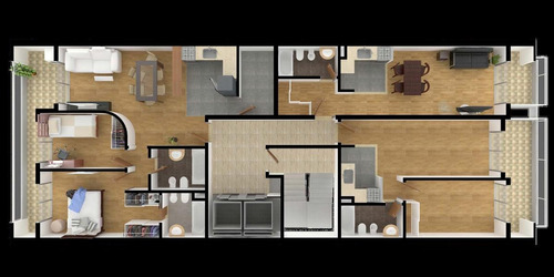 monoambientes y 1 dormitorio - entrega 2019