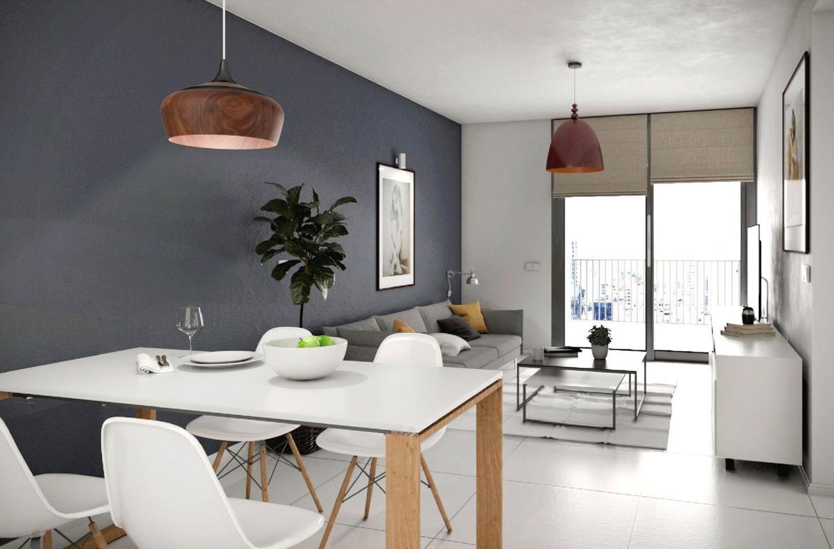 monoambientes y 1 dormitorio perfectos para inversión