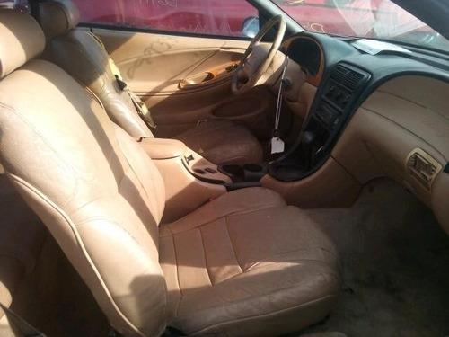 monobloke de motor de ford mustang 1994-1998. venta x partes