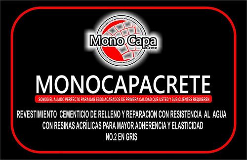 monocapacrete repello