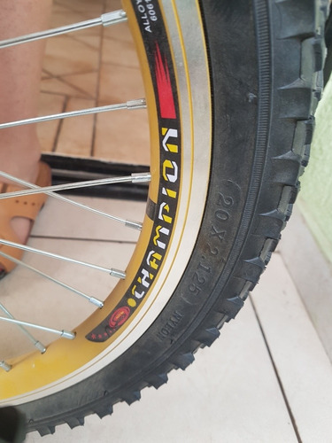 monociclo alloy rim