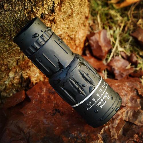 monocular hd 16x52 profesional lente pro bak4 waterproof
