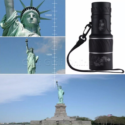 monocular zoom profesional definicion 16x52. 98/8000