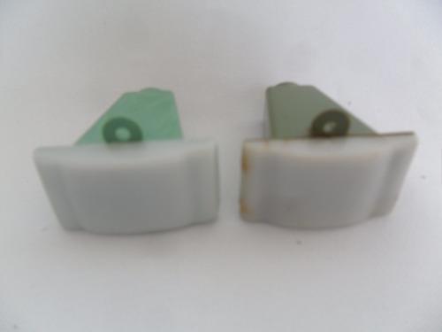 monóculo antigo sem foto lote com 2 unidades