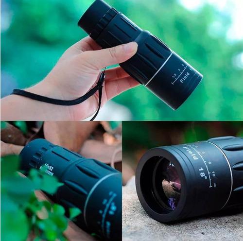monóculo binoculo luneta profissional espião alcance 8km e42