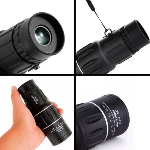 monoculo luneta profissional 8km - pronta entrega