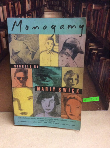 monogamy. stories by marly swick