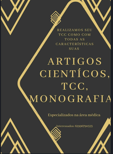 monografaras; artigos científicos