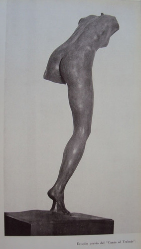 monografías de artistas argentinos: yrurtia 1941