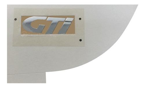 monograma gti de peugeot 207 gti 100% original