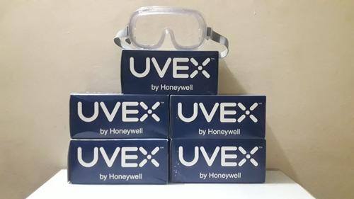 monolentes de seguridad uvex safety