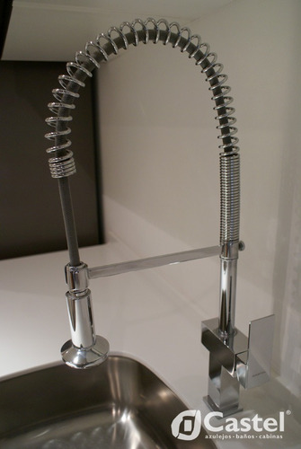 monomando fregadero lexus (cromo) para cocina tarja