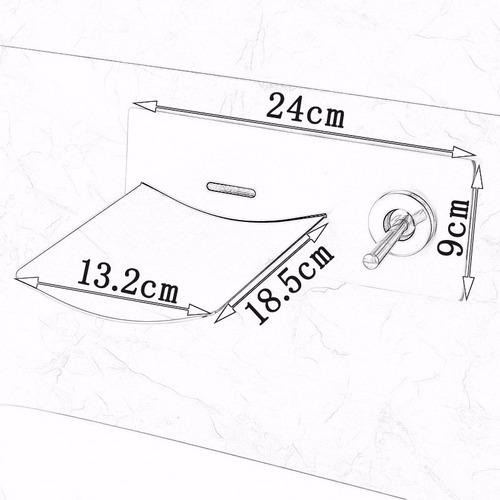 monomando llave mezcladora grifo lavabo negro  de pared 8-12