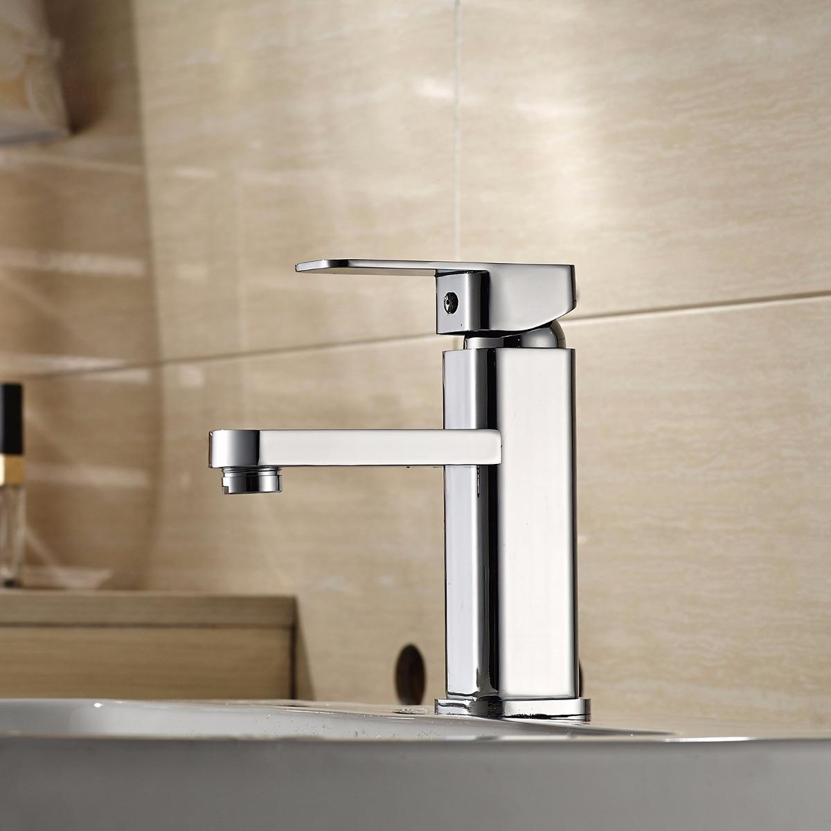 Odbo lb 9831a monomando mezcladora para lavabo en cromo en mercado libre - Monomando lavabo ...