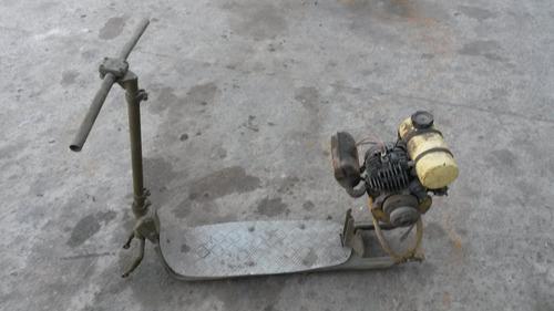 monopatin a motor