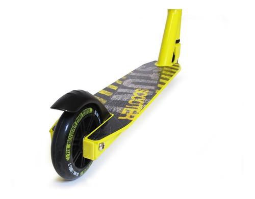 monopatin adultos stunt 720 giro 360 freestyle 100kg scooter