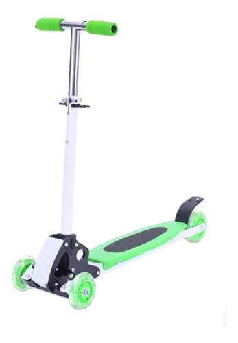 monopatin cuatri patin plegable 4 ruedas alturas nenes nenas