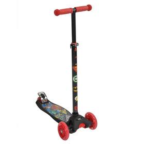 Monopatin De Balanceo Infantil Posiciones Scooter Luces