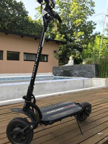 monopatín eléct. minimotors dualtron spider 60v-17,5 ah