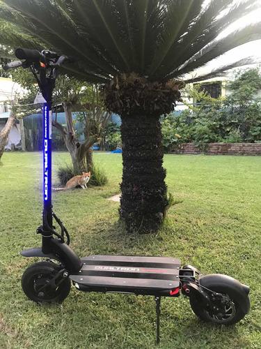 monopatín eléct. minimotors dualtron spider 60v-17,5/24,5 ah