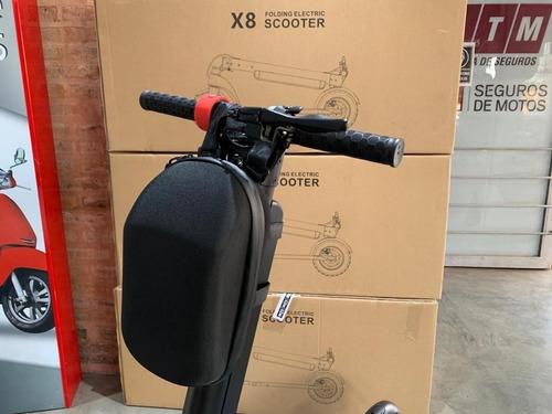 monopatin electrico booster x8 en sauma motos