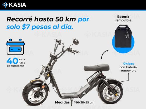 monopatin electrico citycoco kasia tempus premium original