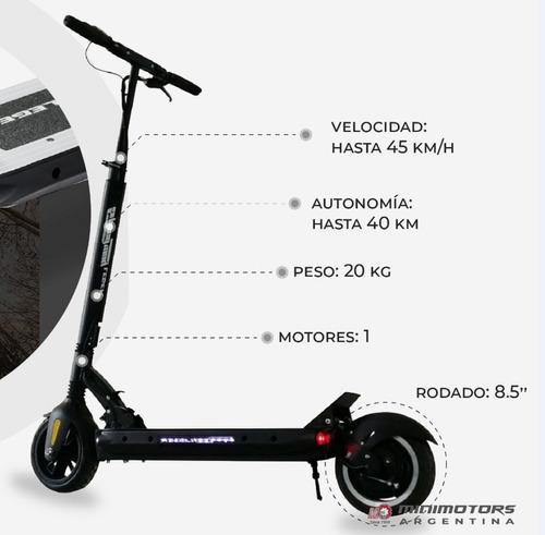 monopatin electrico dualtron minimotors speedway leger kasia
