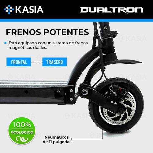 monopatin electrico dualtron ultra minimotors max velocidad