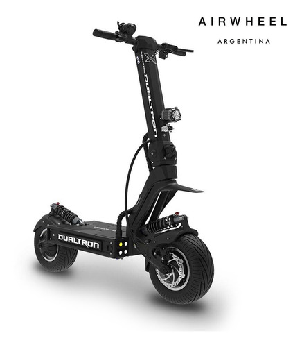 monopatin electrico dualtron x 6720w unico minimotors