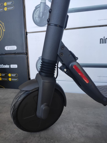 monopatin electrico es2 ninebot by segway 6 cuotas sin int.