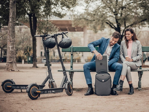 monopatín eléctrico max g30p segway-ninebot - palermo bikes