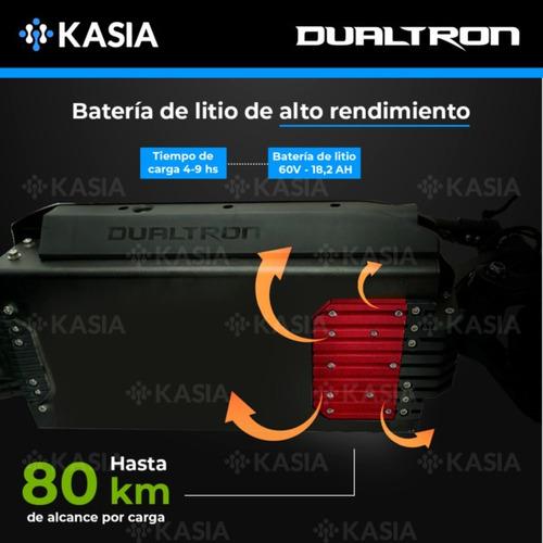 monopatin electrico minimotors daultron raptor potenciado