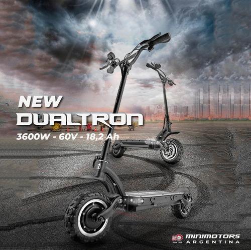 monopatin electrico minimotors dualtron new mx 3600w kasia
