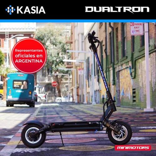 monopatin electrico minimotors dualtron thunder 5400w 35ah