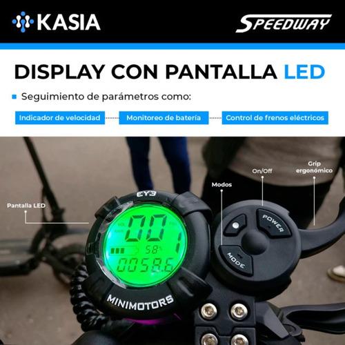 monopatin electrico minimotors speedway 5 dual nuevo
