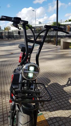 monopatin electrico predator motor 2000w 45 kh/h agrobikes