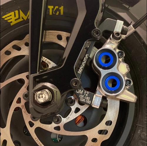 monopatin electrico rion e90 motor dual 9500watts 150km/h
