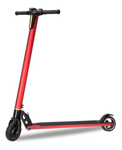 monopatin eléctrico scooter overtech s1 4400mah 250w litio