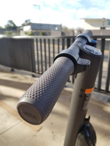 monopatin electrico segway ninebot es4 (scooter, 45 km/h)