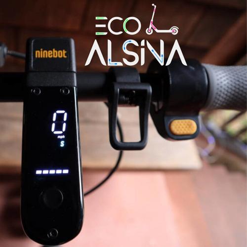 monopatín eléctrico segway ninebot max g30