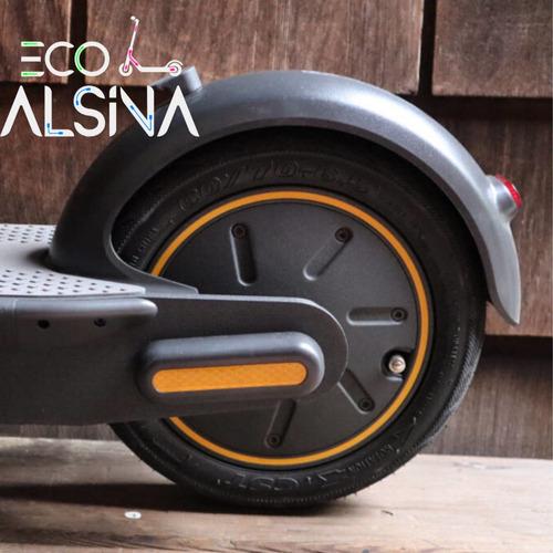 monopatín eléctrico segway ninebot max litio / eco alsina
