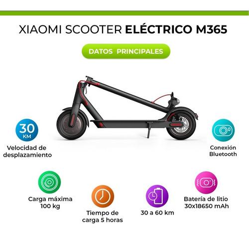 monopatin electrico xiaomi m365 (originales)