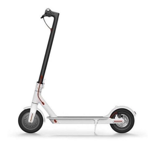 monopatin electrico xiaomi scooter m365 blanco